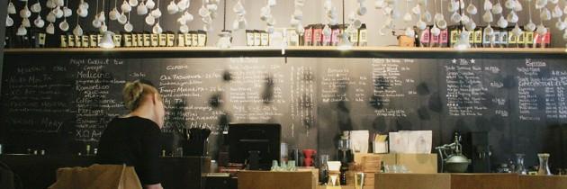Coffee in Bucharest