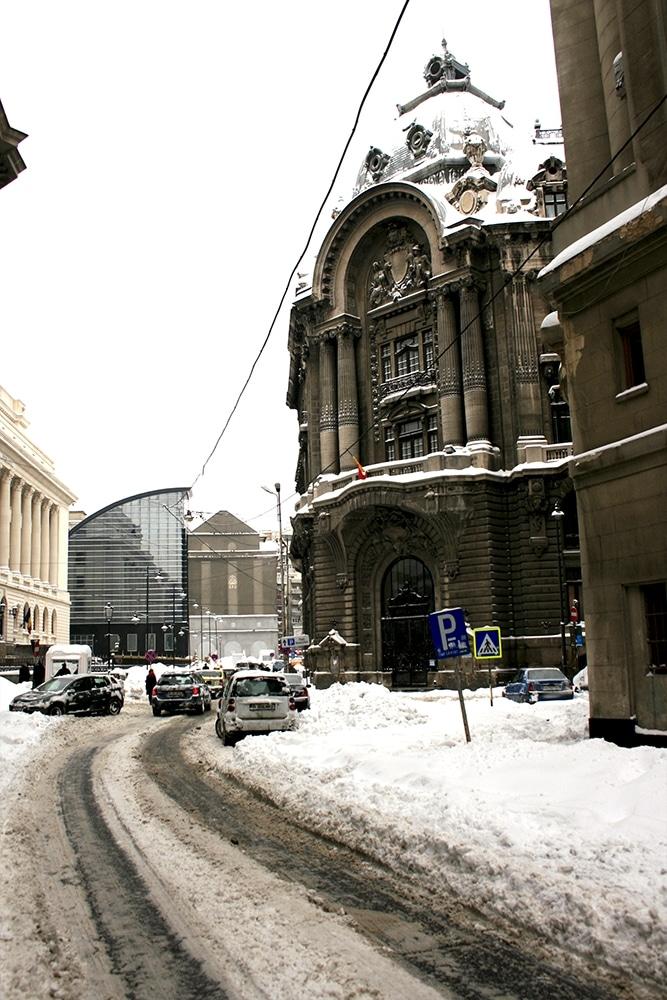 St.Academiei_ChiqueRomania