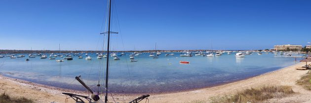 A Day in Formentera