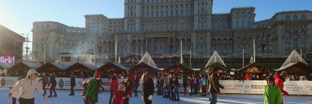 One December Day in Bucharest