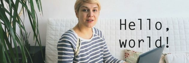 Romanian Woman Starts a Vlog