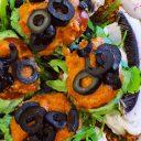 Raw-vegan Meal in Bucharest