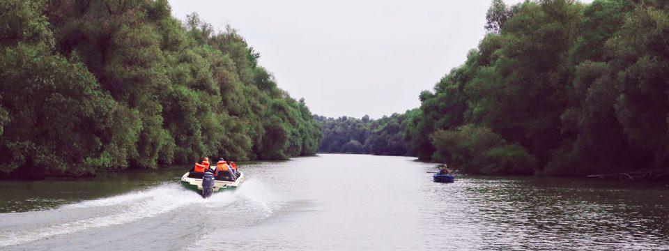 A Day In the Danube Delta