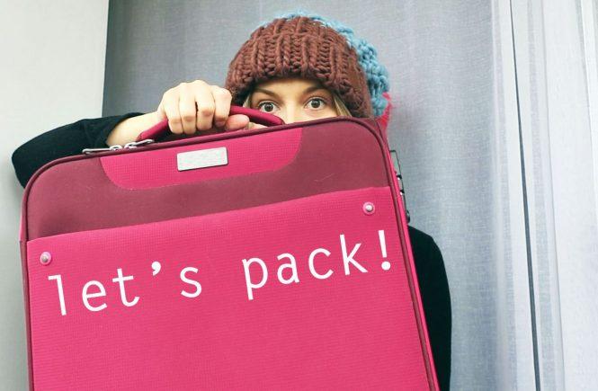 Tips and tricks, lugagges, travel vlog