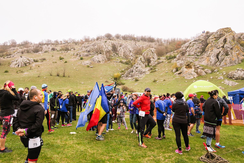 The Argonauts'Marathon, Dobrogea, Romania